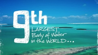 9th Largest Body of Water in the World...