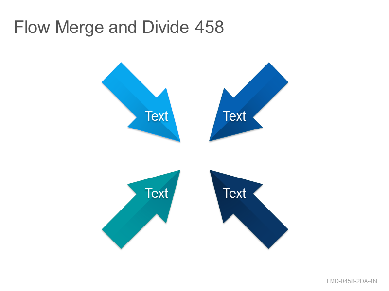 Flow Merge and Divide 458