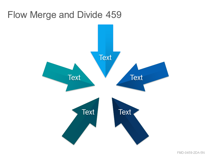 Flow Merge and Divide 459