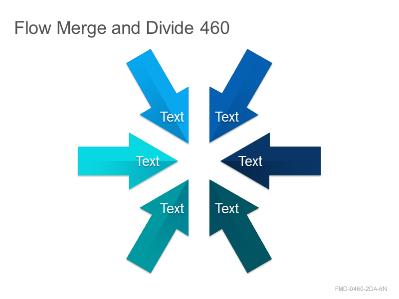 Flow Merge and Divide 460