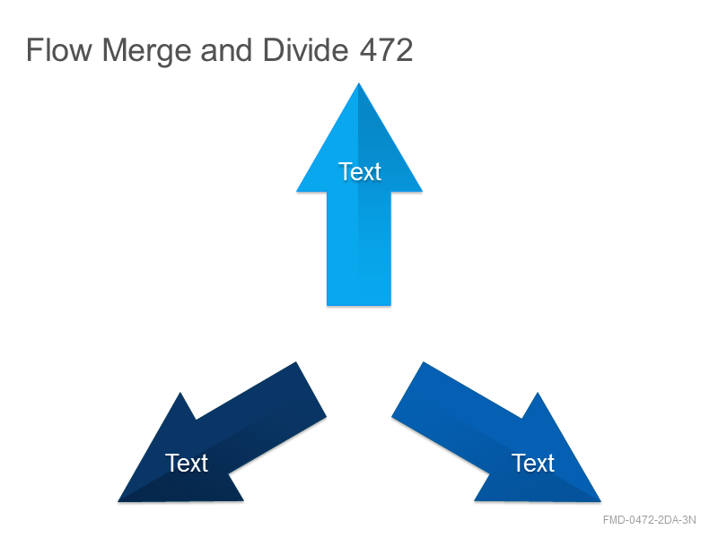 Flow Merge and Divide 472