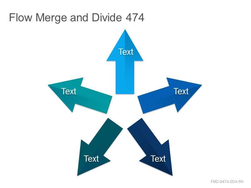 Flow Merge and Divide 474