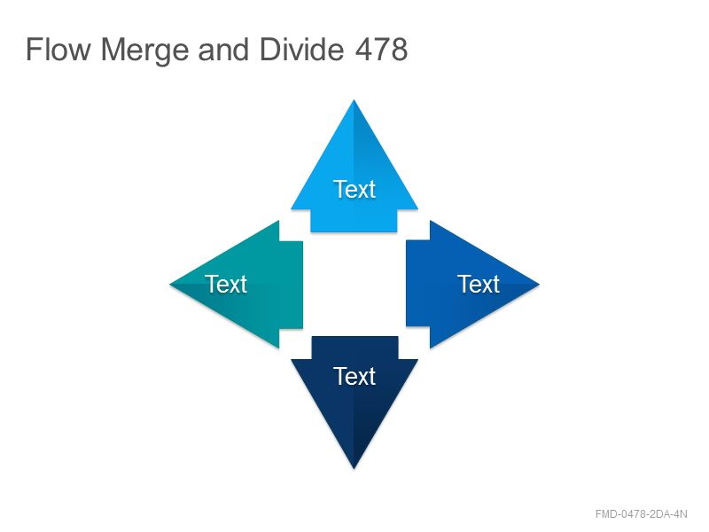 Flow Merge and Divide 478