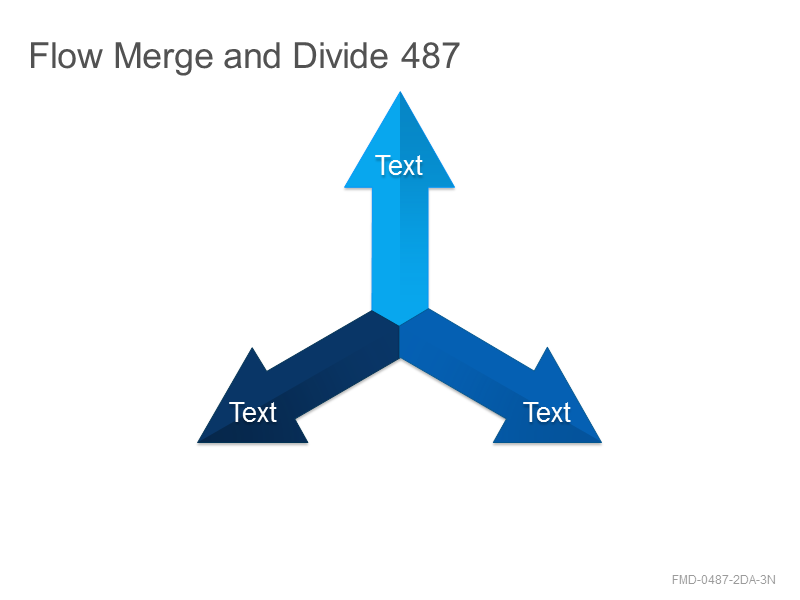 Flow Merge and Divide 487