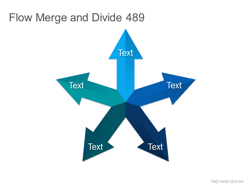 Flow Merge and Divide 489
