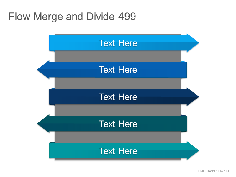 Flow Merge and Divide 499