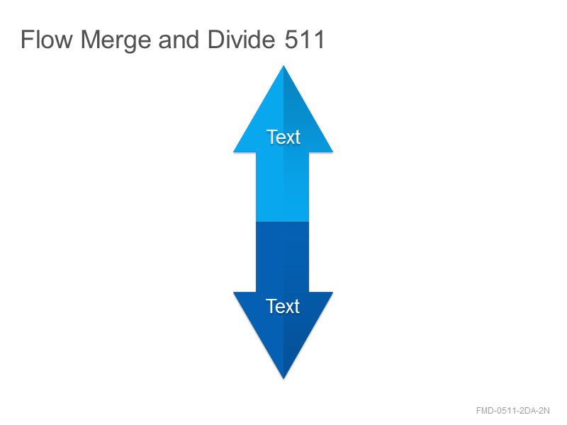 Flow Merge and Divide 511