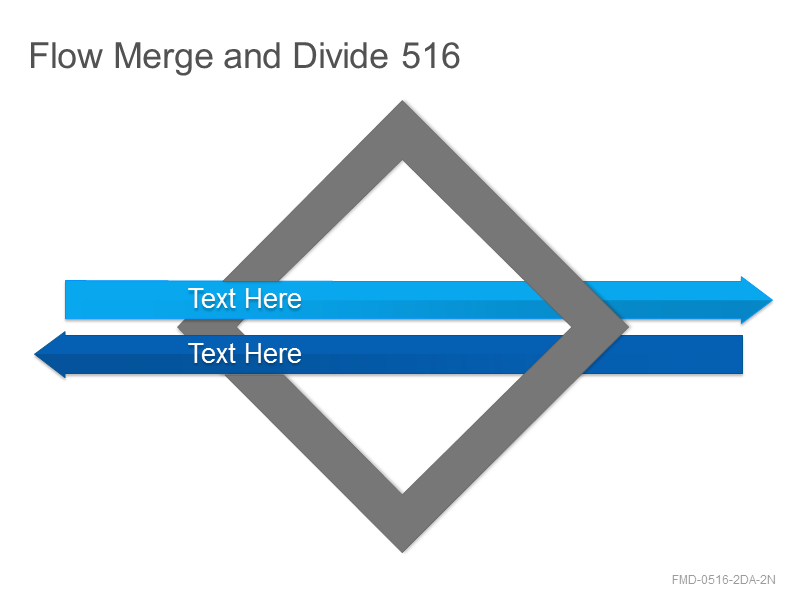 Flow Merge and Divide 516
