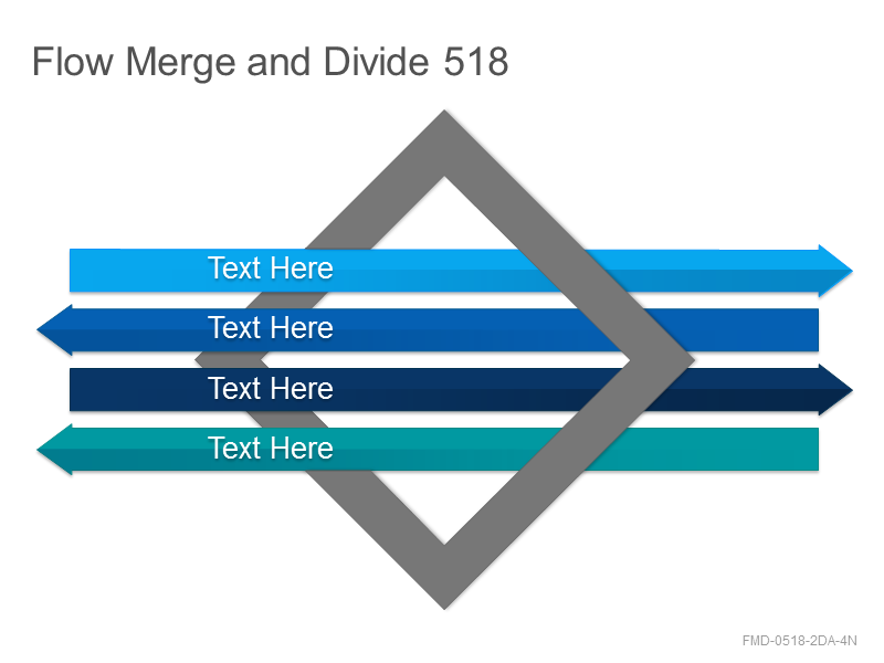 Flow Merge and Divide 518