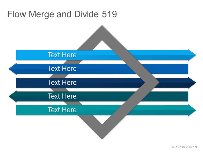 Flow Merge and Divide 519