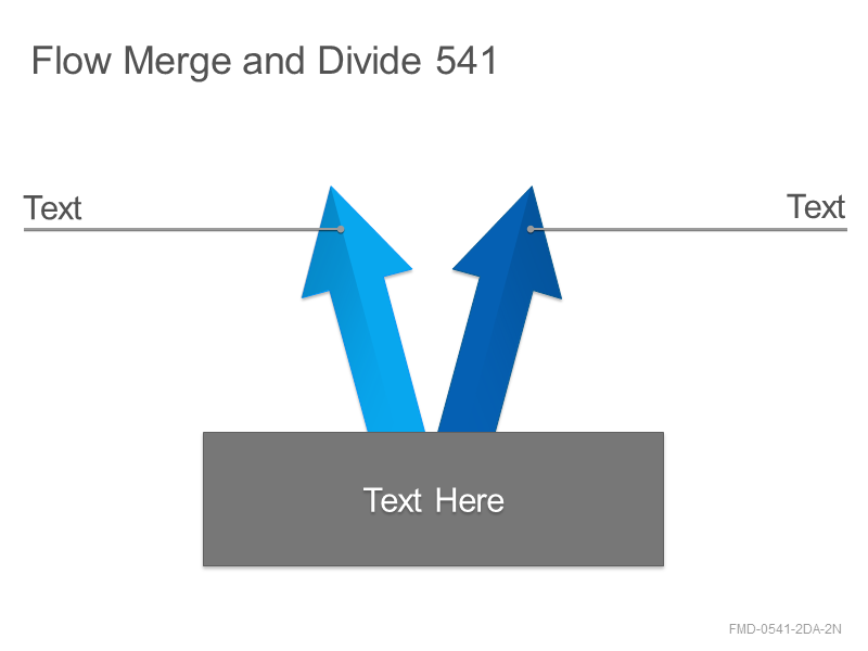 Flow Merge and Divide 541