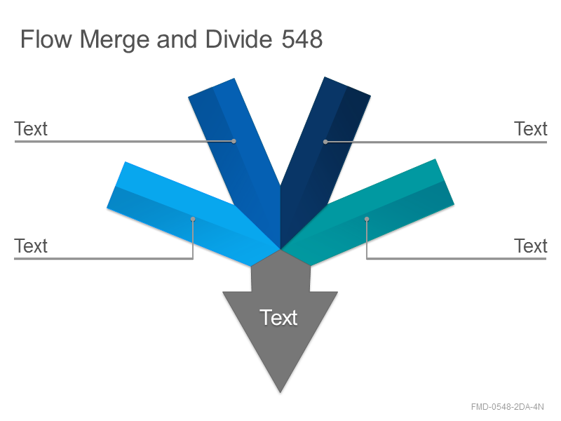 Flow Merge and Divide 548