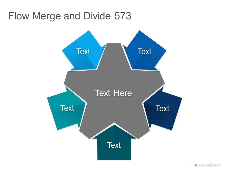 Flow Merge and Divide 573