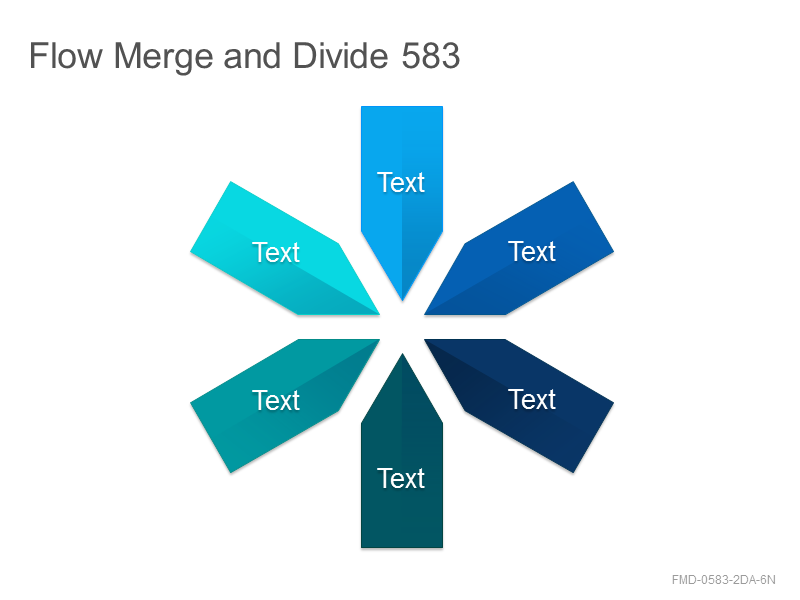 Flow Merge and Divide 583