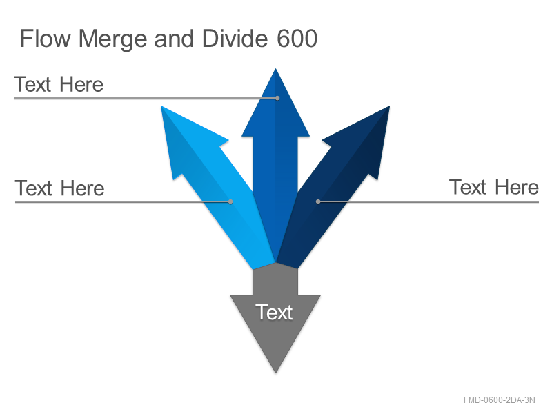 Flow Merge and Divide 600