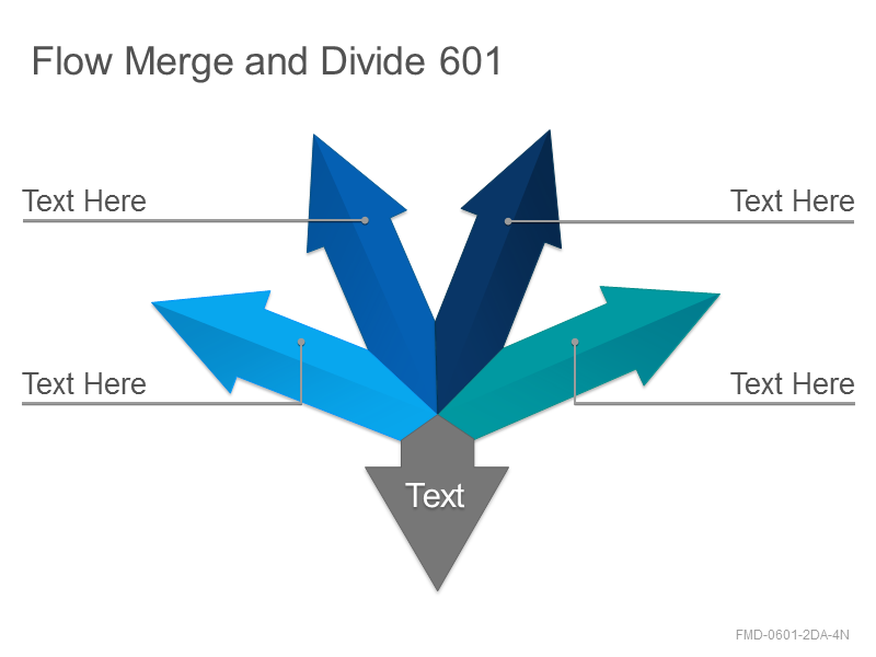 Flow Merge and Divide 601