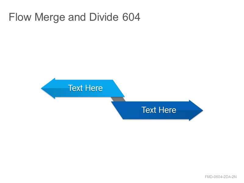 Flow Merge and Divide 604