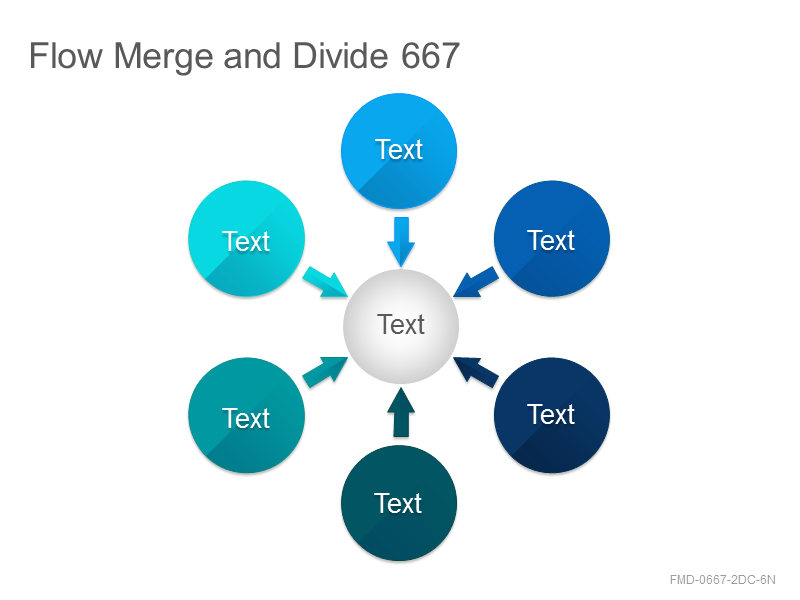 Flow Merge and Divide 667