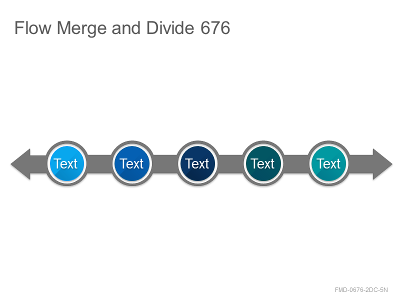 Flow Merge and Divide 676