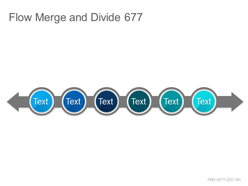 Flow Merge and Divide 677