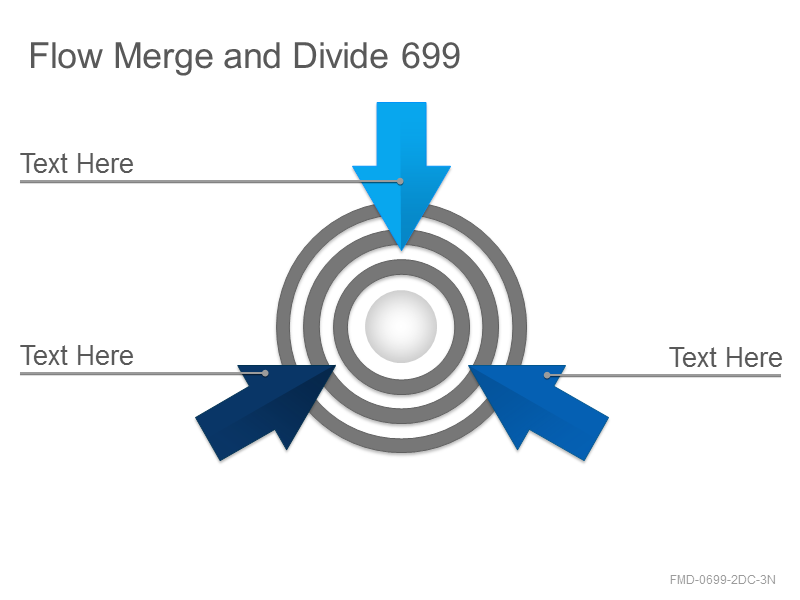 Flow Merge and Divide 699