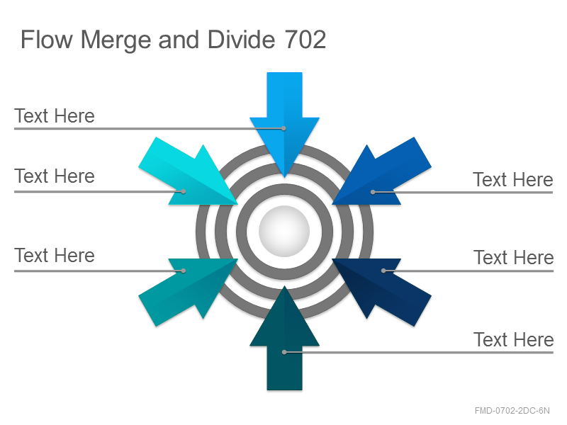 Flow Merge and Divide 702