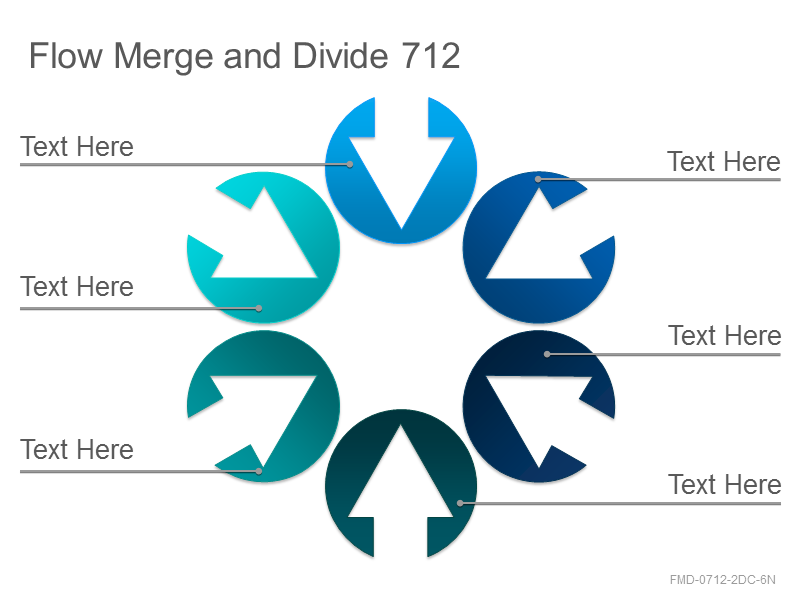 Flow Merge and Divide 712