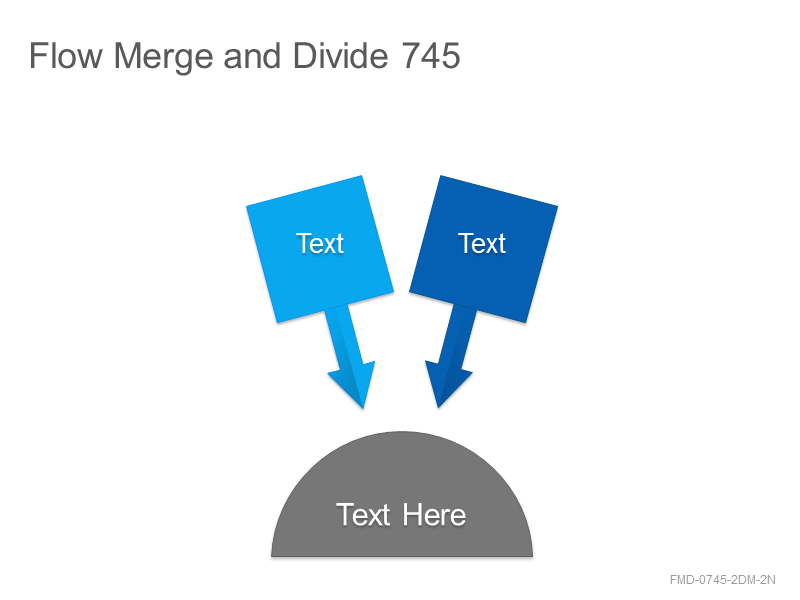 Flow Merge and Divide 745