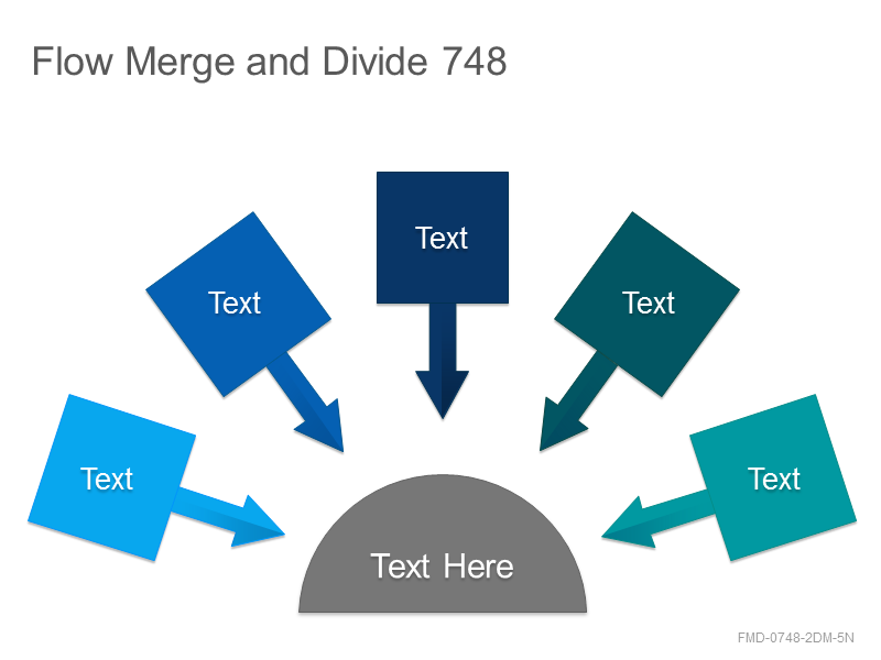 Flow Merge and Divide 748