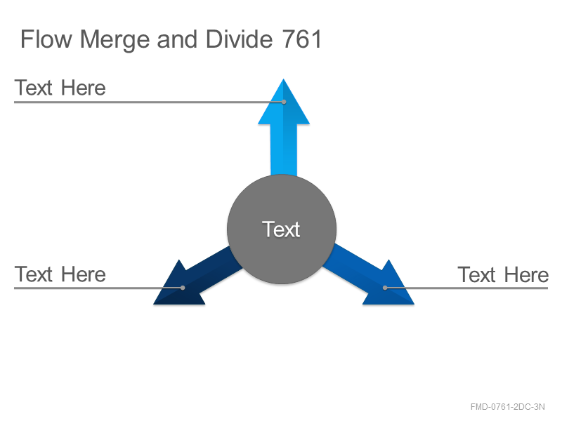 Flow Merge and Divide 761