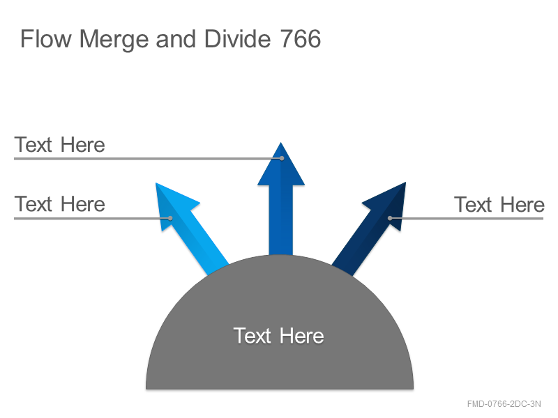 Flow Merge and Divide 766