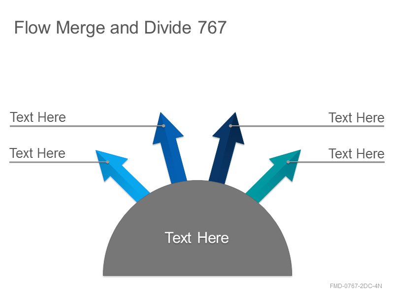 Flow Merge and Divide 767