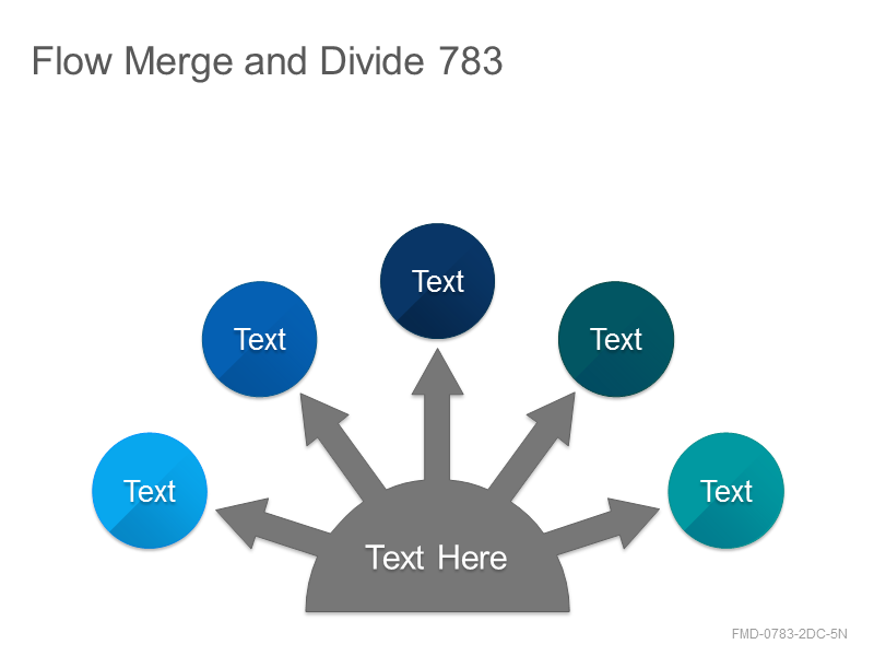 Flow Merge and Divide 783
