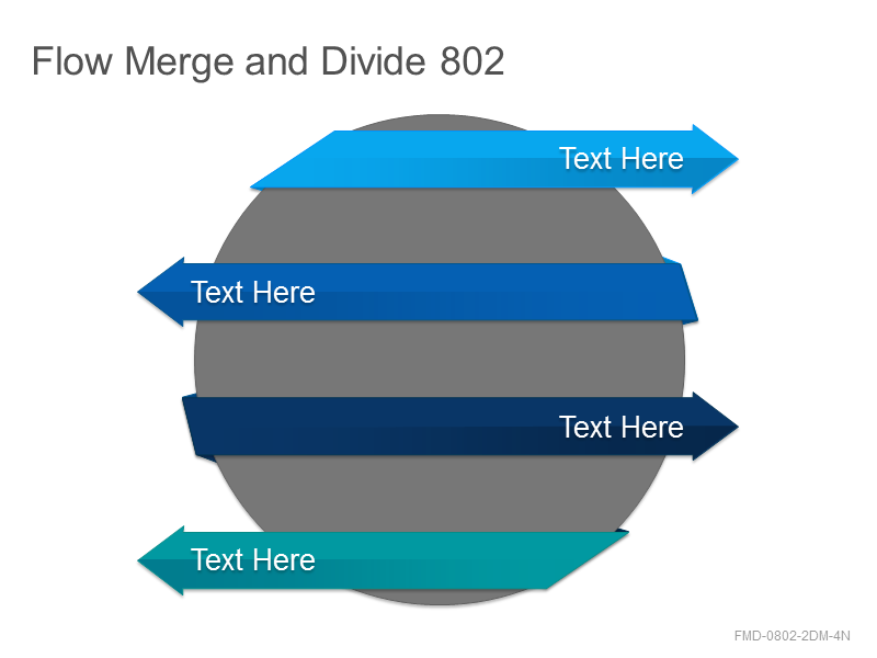 Flow Merge and Divide 802