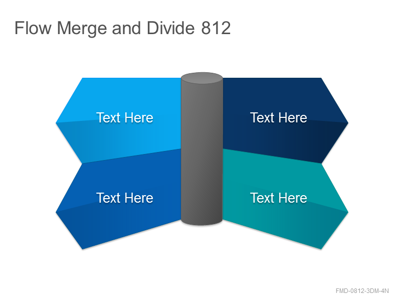 Flow Merge and Divide 812