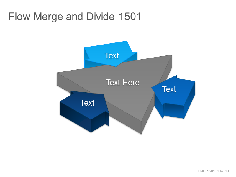 Flow Merge and Divide 1501