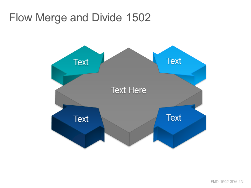 Flow Merge and Divide 1502