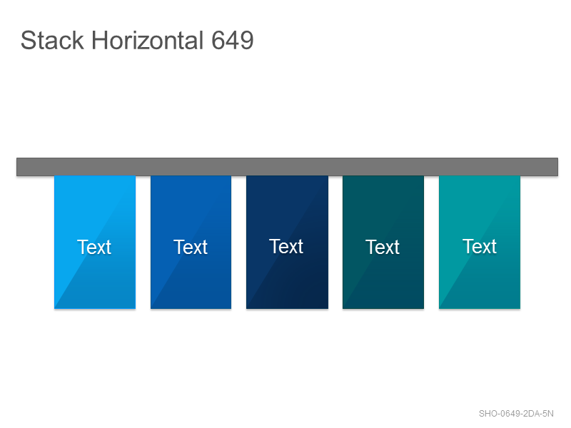 Stack Horizontal 649