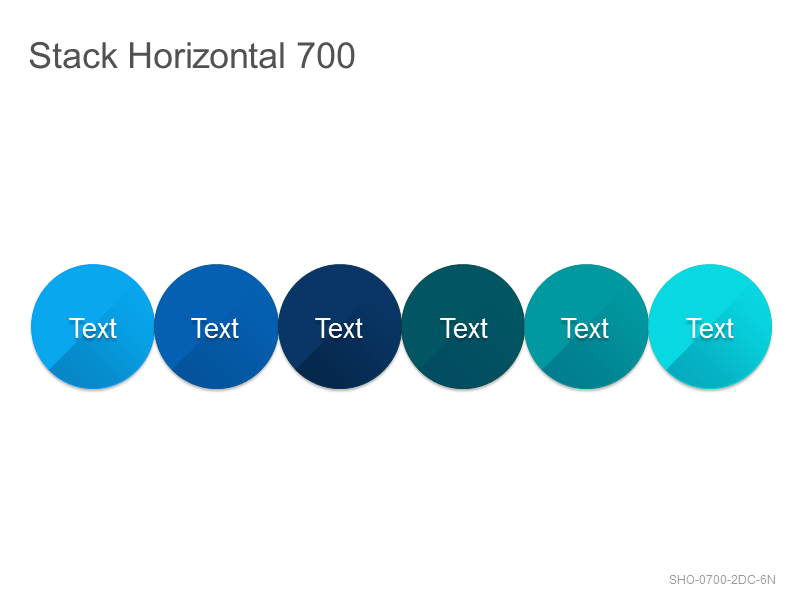 Stack Horizontal 700