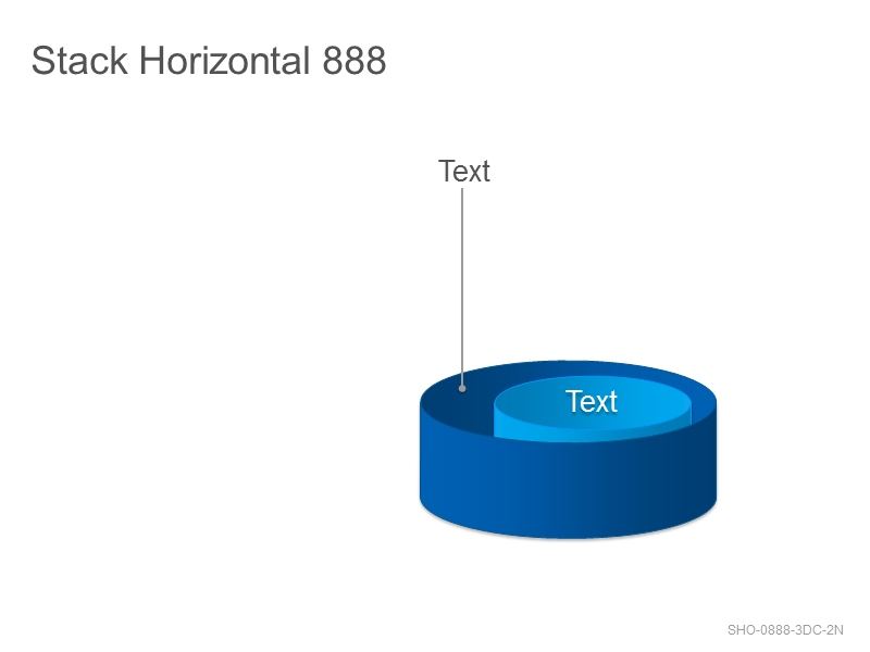 Stack Horizontal 888