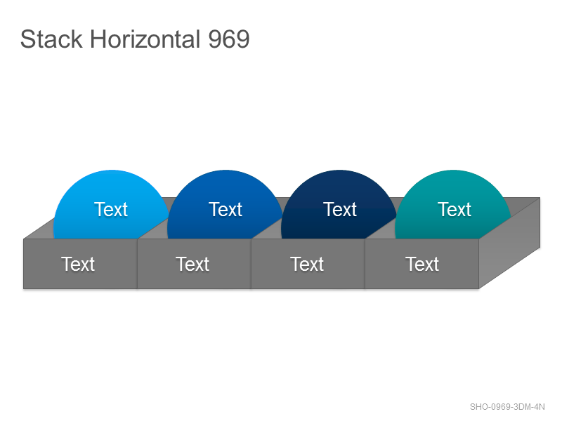 Stack Horizontal 969