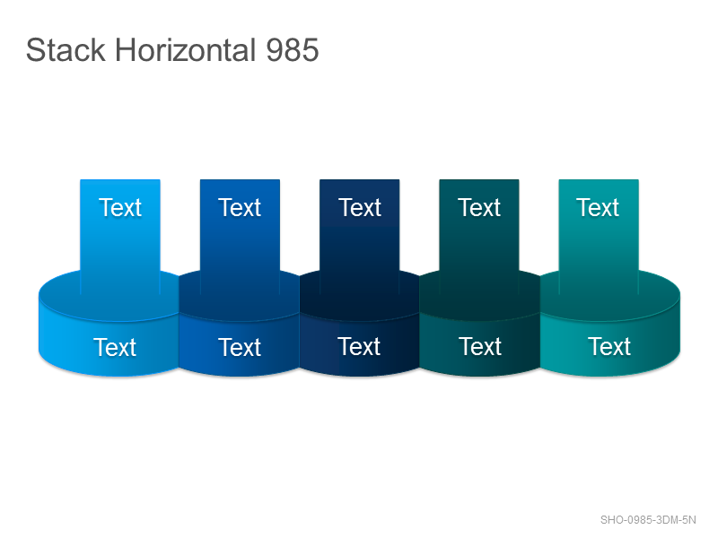 Stack Horizontal 985