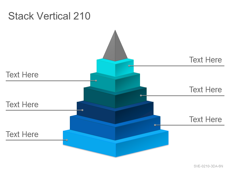 Stack Vertical 210