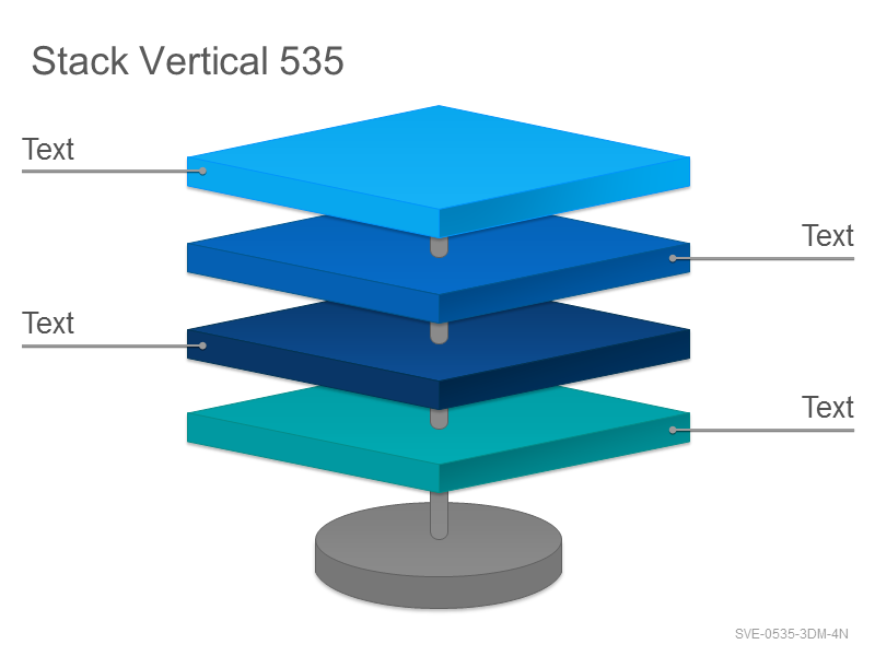 Stack Vertical 535